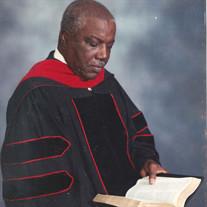 Rev. James Williams Flake