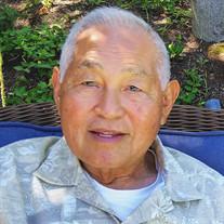 Edward  Minoru Watanabe