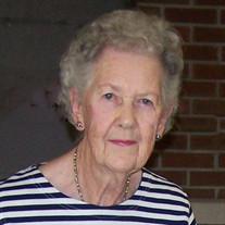 Phyllis Jean (Jackson) Parkes