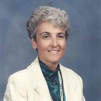 Mary Elizabeth McNeese Mitchell
