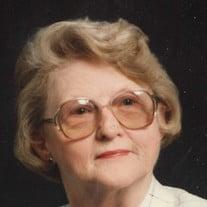 Clarice Mae Hughes Farmer
