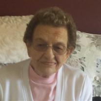 Margaret Irma Greene
