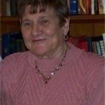 Rachel Harrison Stokes