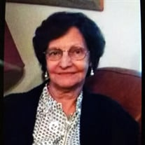 Mrs. Anna Iris Galan age 80, of Keystone Heights