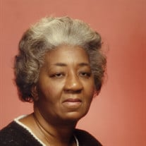 Mrs. Jewel Dean Hudson