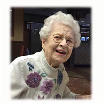 Ethel Irene Anderson