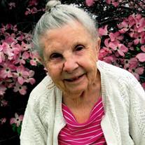 Edna Marjorie Morey Lindelien