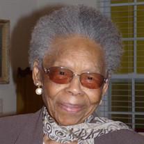 Mrs. Inez Barbara Moore  Roberts