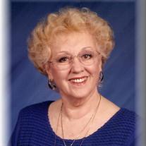 """Mrs. Imogene """"Gini"""" Gladys Varini"""
