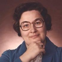 Charlotte A. Thomas