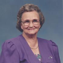 Willie Mae Huffstutler