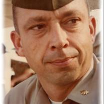 Lt. Col. Wayne Harris Brandon, USMC