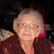 Mrs. Dorothy Jordan Green