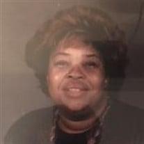 Mrs. Roxie Elizabeth Hutchinson