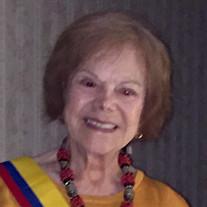 Mrs. Alba Luisa Wodell