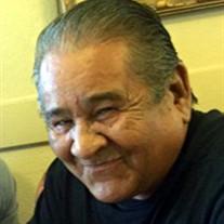 Alfred Cadena sr.