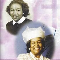 Mrs. Jacqueline Stanley