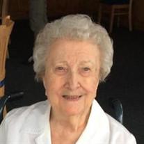 Ethel M Hurley