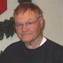 Rev Calvin D. Mitchell