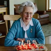 Doris Irene Dahl