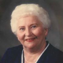 Mrs. Lucy Ann Blanchard Singleton