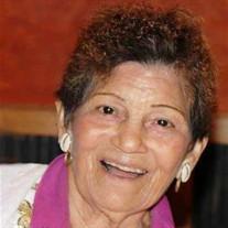 Irma Martinez Montelongo