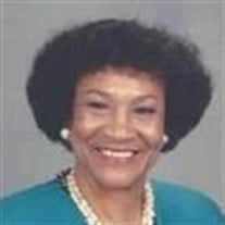 Mrs. Naomi Blocker McKnight