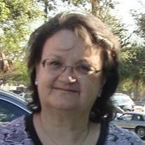Mary Ann Matthews