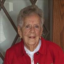 Geraldine E. Peterson
