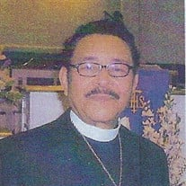 Rev. Dr. Jesse Ray Robinson