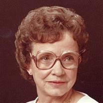 Mrs. Hilda V. Koba