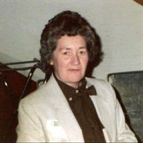 Janet Katherine Stuart