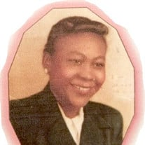 Annie Lavenia Green