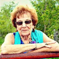 Patricia Irene Rich