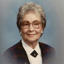 Ethel Mae (Patrick) Adams