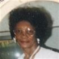 "Mrs. Mary Lee ""Bay Bay"" Smoot"