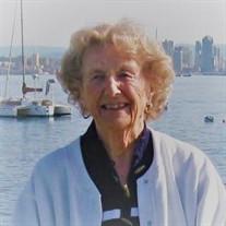 Doris Patricia Parvin