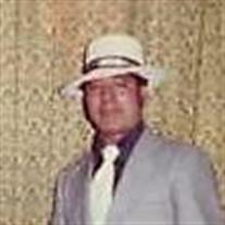 "Simon Garcia Hernandez Jr. ""Bibs"""
