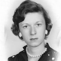 Ms. Frances Duckett Grimes