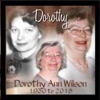 Dorothy A. Wilson