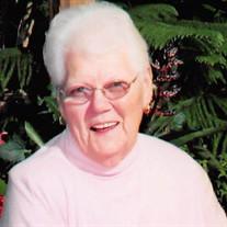 Hilda Mae Crockett Hogge