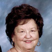 Wilma Britt Adams