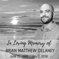 Brian Matthew Delaney