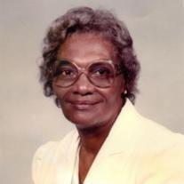 Mrs.  Dirothia Richards - Mathis