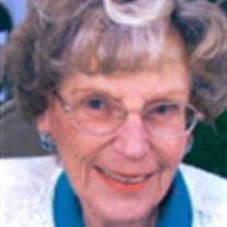 Mrs. Barbara Mae Goodenow