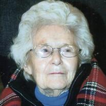 Mary Elinor Spitznogle Graf