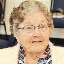 Mrs. Ruth Martin Padgett