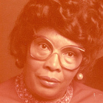 Ms. Rosie B. Thompson