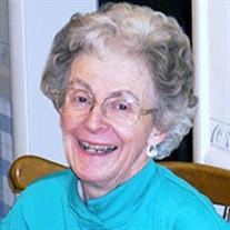 Mrs. Margaret Robinson Tillitt