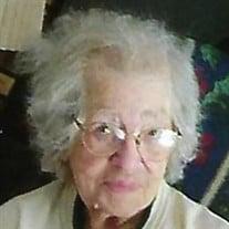 Gloria Lydia Johnson (née Heinrich)